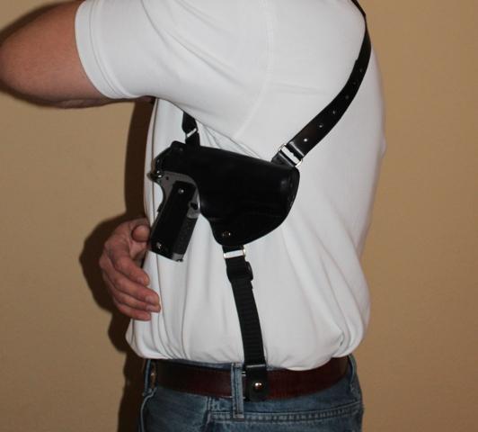 The Figure 8 - Shoulder Holster - CCS Gunwear